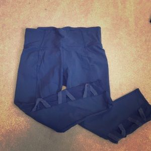 Athleta Capri length leggings